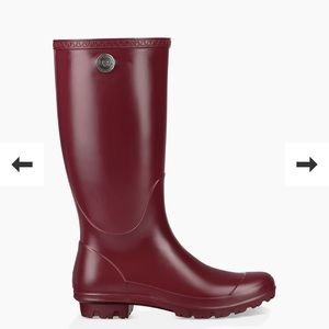 d8d1de97922 ✨NEW UGG SHELBY MATTE. Color: GARNET NWT